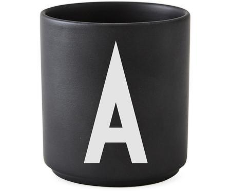 Design Becher Personal mit Buchstaben (Varianten von A bis Z)