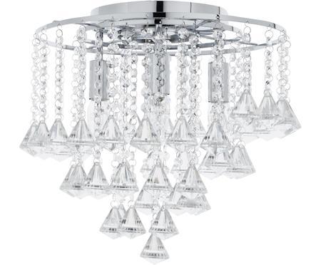 Kristall-Deckenleuchte Dorchester