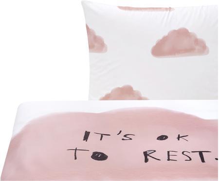 Designer Baumwollperkal-Bettwäsche Rest von Kera Till