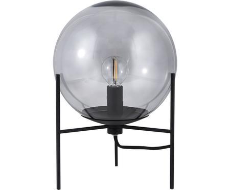 Kleine Tischlampe Alton aus Glas