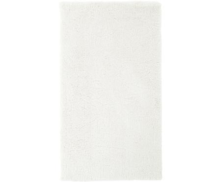 Flauschiger Hochflor-Teppich Leighton in Creme
