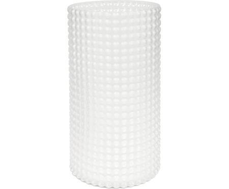 Grosse Glas-Vase Flora