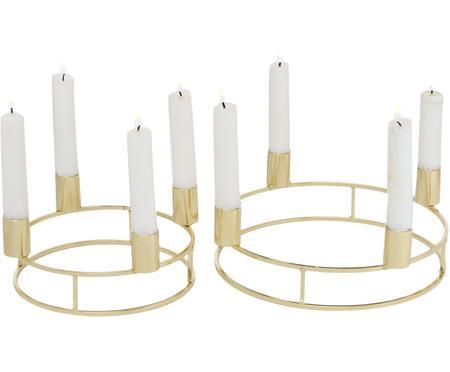 Kerzenhalter-Set Circlo, 2-tlg.