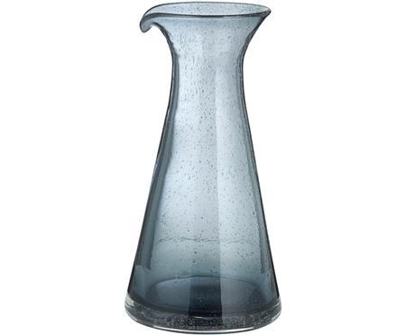Mundgeblasene Karaffe Bubble mit Lufteinschlüssen, 800 ml
