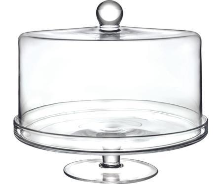 Tortenplatte Maja aus Kristallglas, Ø 30 cm