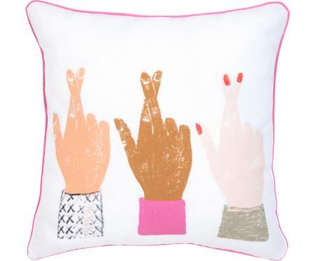 Designer Kissenhülle Hands von Kera Till