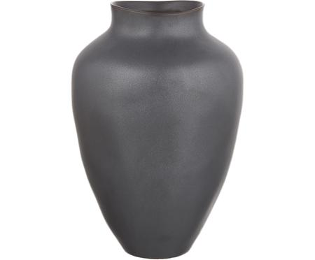 Grosse handgefertigte Vase Latona aus Keramik