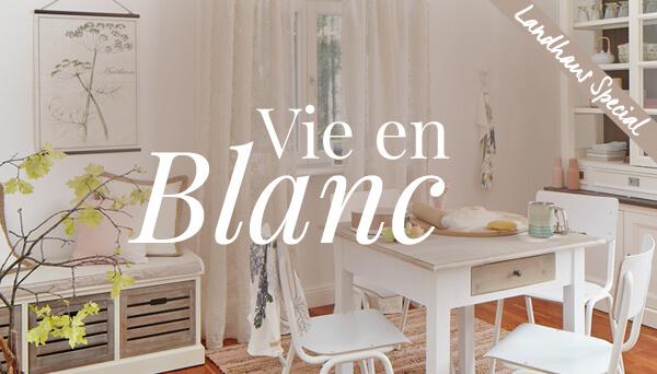 Vie en Blanc