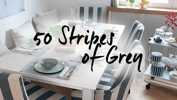 50 Stripes of Grey