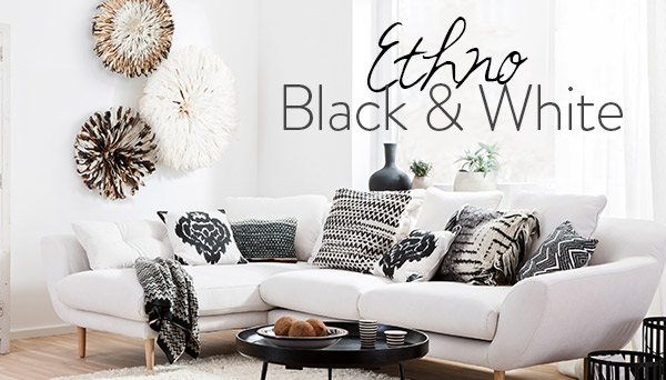 Ethno Black & White