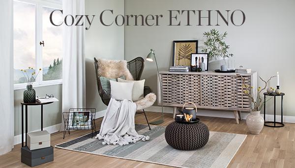 Cozy Corner Ethno