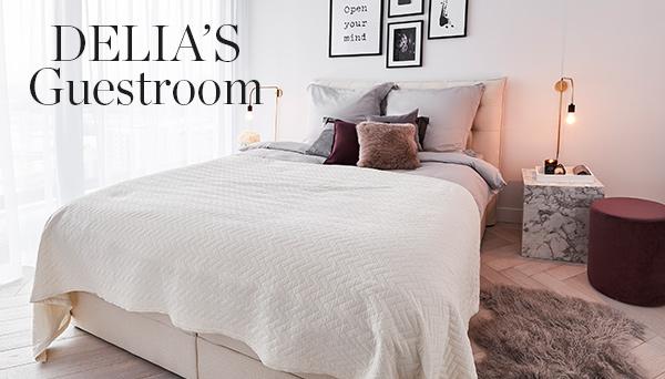 Delia's Guestroom
