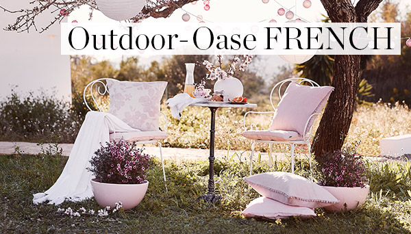 Outdoor-Oase French