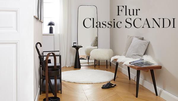 Flur Classic Scandi