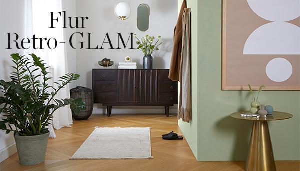 Flur Retro-Glam