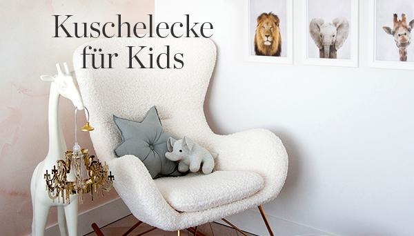Kuschelecke für Kids
