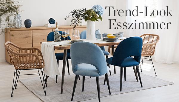 Trend-Look Esszimmer