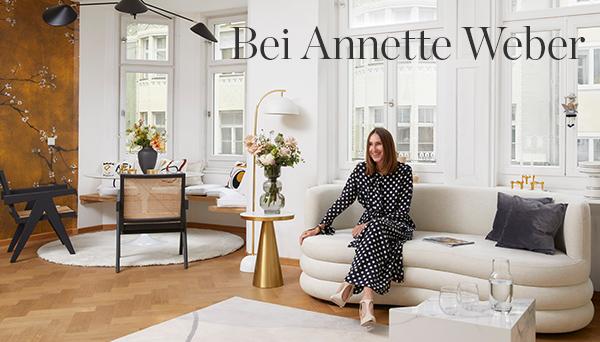 Bei Annette Weber