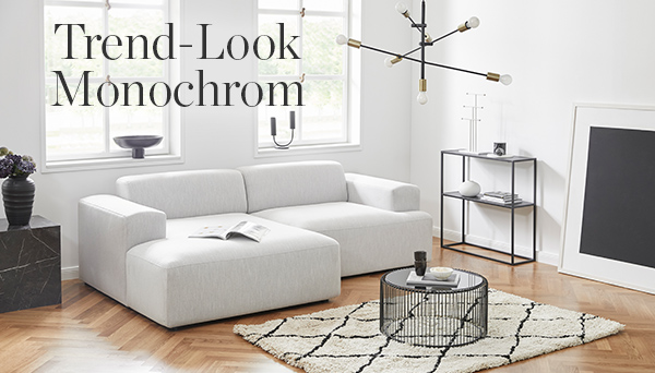 Trend-Look Monochrom