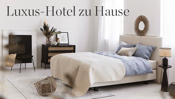 Luxus-Hotel zu Hause