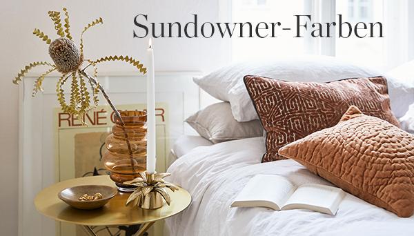 Sundowner-Farben