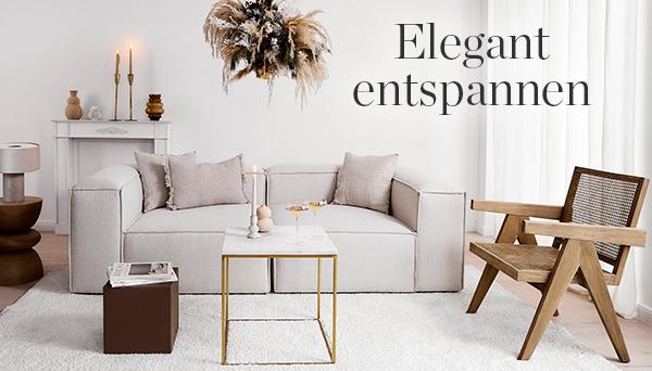 Elegant entspannen