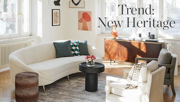 Trend: New Heritage