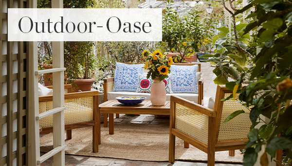 Outdoor-Oase